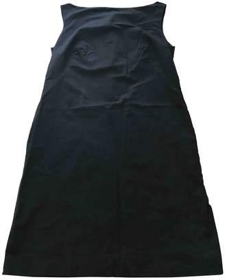 Massimo Rebecchi Black Cotton Dress for Women