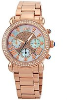 "JBW Women's JB-6210-160-G ""Victory"" 1.5 Carats Diamond Chronograph Watch"
