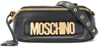 Moschino Logo Belt Bag