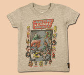 Trunk Justice League Tee