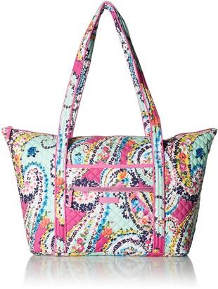 Vera Bradley Iconic Miller Travel Bag Signature Cotton