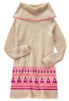 Crazy 8 Fair Isle Sweater Dress