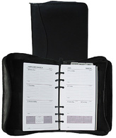 Scully Zip Weekly Organizer Soft Plonge 8002Z