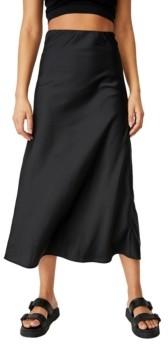 Cotton On Women's All Day Slip Skirt