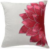 """Blissliving Home Frida Dahlia 18"""" Square Decorative Pillow"""
