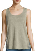 Miss Chievous Miss Chevious Hacci-Inset Tank Top