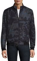 Woolrich Reversible Camouflage Printed Jacket
