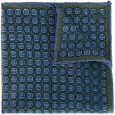 Canali printed pocket square