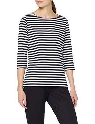 Trigema Women's 537815119 Long Sleeve Top,X-Large