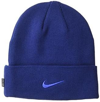Nike Beanie Cuffed Utility (Blue Void) Caps