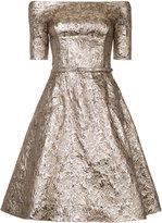 Oscar de la Renta A-line dress