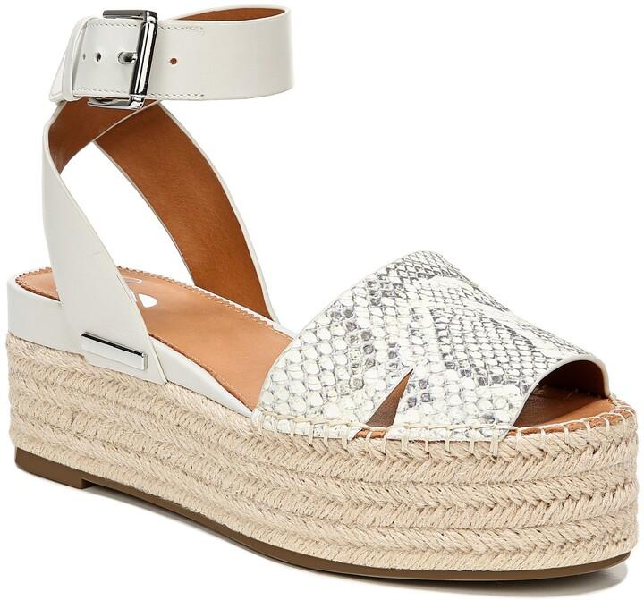 Lexie Platform Espadrille Sandal