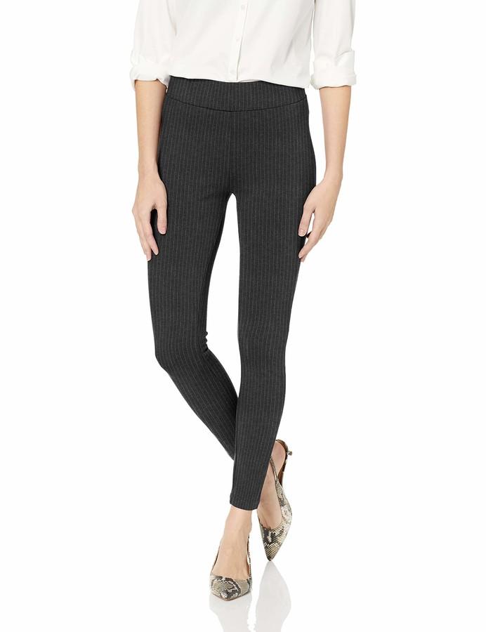 Lark /& Ro Womens Stretch Crop Kick Flare Pant Brand