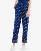 Vince Camuto Two By Printed Soft Pants