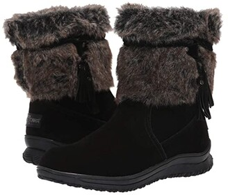 Minnetonka Everett (Black) Women's Boots