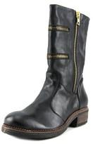 Brio Alberta Round Toe Leather Boot.
