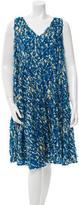 Odeeh Printed A-Line Dress w/ Tags