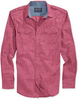 American Rag Men's Slub Shirt, Created for Macy's