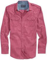 American Rag Men's Slub Shirt, Only at Macy's