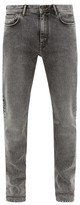 Acne Studios North Skinny-leg Cotton-blend Jeans - Mens - Grey