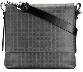 Salvatore Ferragamo Gancio printed crossbody bag