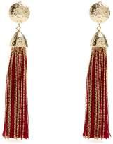 ROSANTICA BY MICHELA PANERO Corda tassel earrings