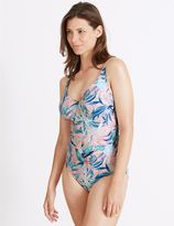 Marks and Spencer Secret SlimmingTM Non-Padded Underwired Swimsuit DD-G