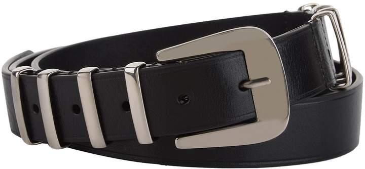 Givenchy Quad Bar Belt