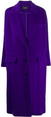 Isabel Marant Clerie oversized coat