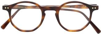 Epos Amon round-frame glasses
