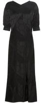 Isabel Marant Rany Crêpe De Chine Dress