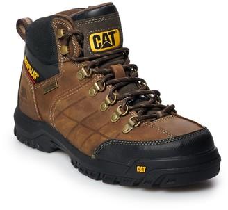 Caterpillar Threshold Men's Waterproof Steel Toe Work Boots