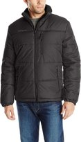 ZeroXposur Men's Flex Quilted Down Puffer Jacket