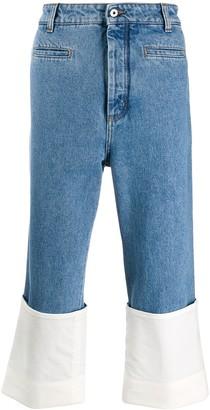 Loewe stonewash Fisherman jeans