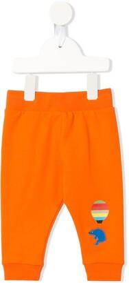 Paul Smith Zebra jogging trousers