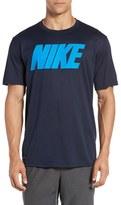 Nike Men's 'Legend' Mesh Graphic Training T-Shirt