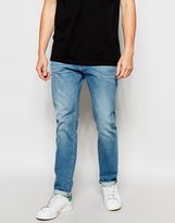 Paul Smith Jeans Stretch Slim Jeans - Blue