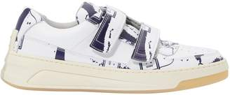 Acne Studios Steffey Map sneakers