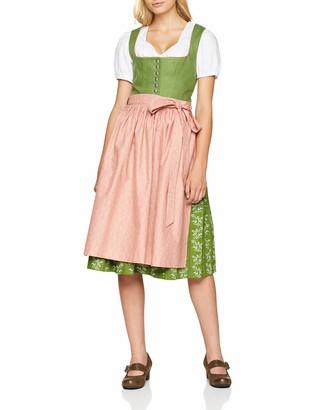 Berwin & Wolff Women's 886521 Traditional Costume Sleeveless Dirndl