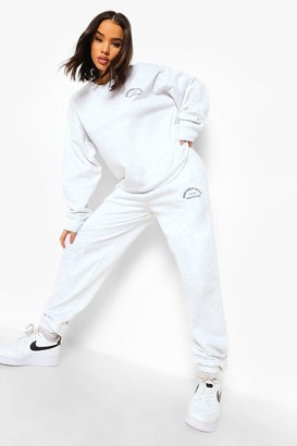 boohoo Beverly Hills Club Tracksuit