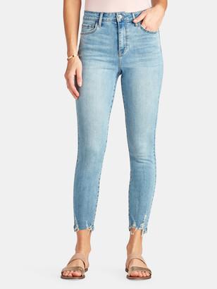 Sam Edelman The Stiletto High Rise Skinny Ankle Jean