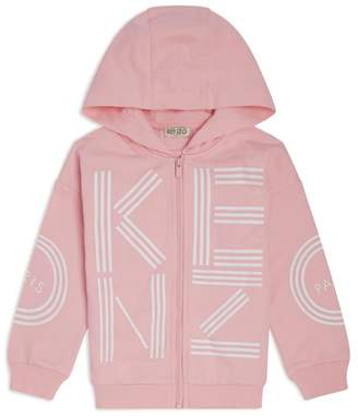 Kenzo Logo Zip-Up Hoodie (3-14 Years)