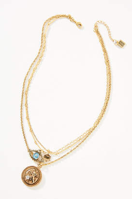 John Wind Protection Layered Necklace