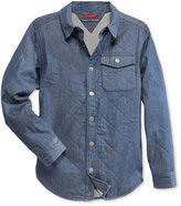 Tommy Hilfiger Jake Denim Shirt Jacket, Big Boys (8-20)
