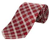 Brooks Brothers Red Plaid Silk-blend Tie.
