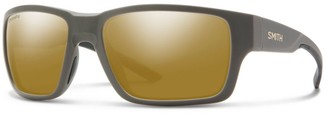 L.L. Bean Men's Adults' Smith Outback Polarized Sunglasses with ChromaPop