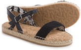 Sakroots Mae Flat Sandals (For Women)