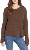 ASTR the Label Women's Lexie Side Tie Sweater