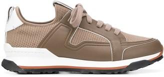 Ermenegildo Zegna Low-Top Lace-Up Sneakers
