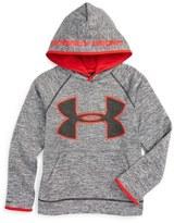 Under Armour 'Storm Armour ® Fleece - Twist' Hoodie (Little Boys & Big Boys)